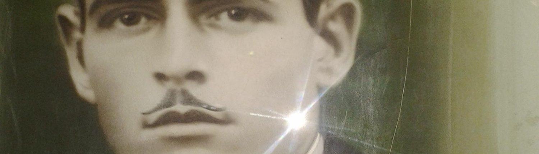 Marcello R., un personaggio ispirato alla vita di mio nonno materno, telegrafista nei Balcani