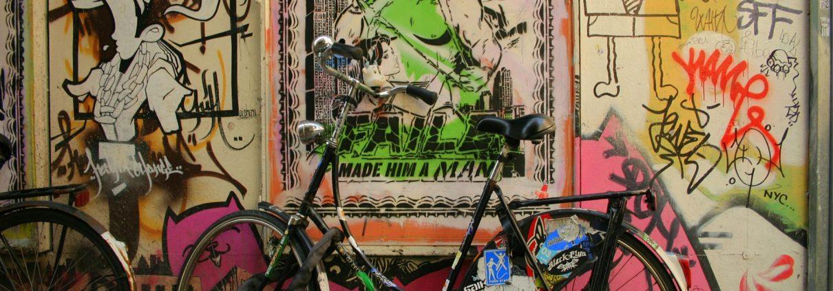 Corsaro IV, biciclette newyorkesi by Mariagrazia De Luca